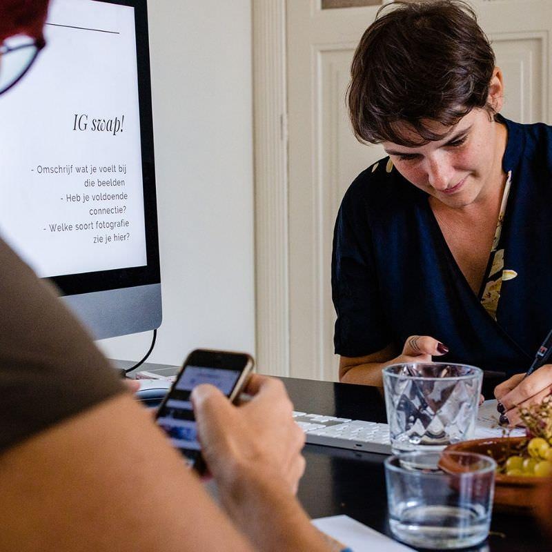 productiviteit hacks cursus online productiviteit workflow workshop kim de graeve ondernemers passief inkomen omzet winst ideale klant niches 2