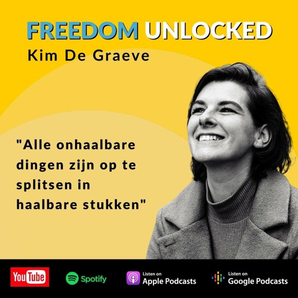 freedom unlocked plantrekkers podcast