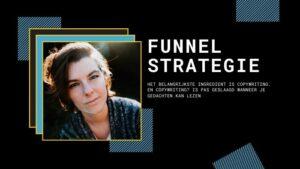 funnel strategie kim de graeve freedom unlocked copywriting salespage salespagina gedachten lezen ernst-jan conversie club