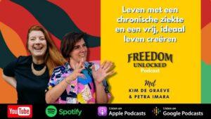 Leven met een chronische ziekte en een vrij, ideaal leven creëren