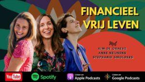 financieel vrij leven stephanie smolders anne neijnens magnetic leaders human design hypnose freedom unlocked podcast kim de graeve